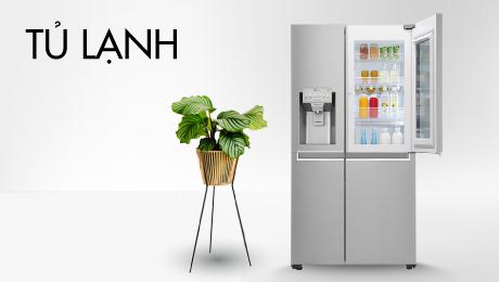 LG - Tủ lạnh giá cực tốt