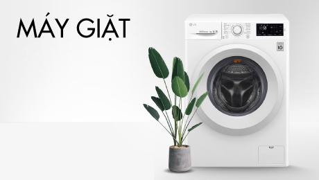 LG - Máy giặt chính hãng giá tốt