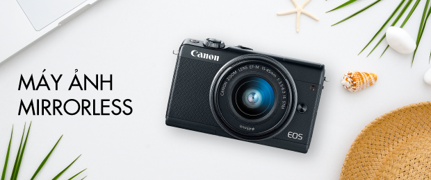 Canon - Máy ảnh chính hãng giá rẻ