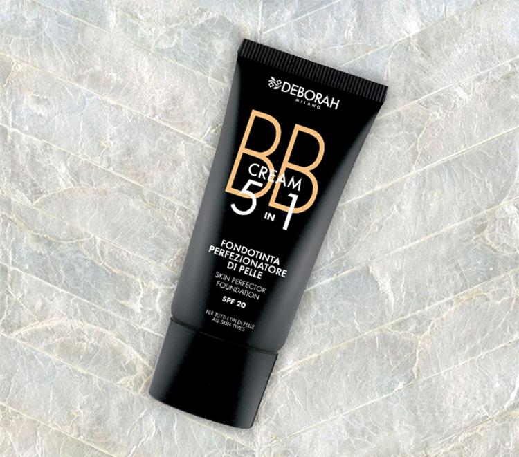 Kem Nền Deborah Bb Cream 5in1 01 1