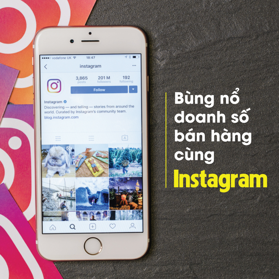 Khóa Học Bùng Nổ Doanh Số Bán Hàng Cùng Instagram KYNA MKT15