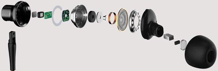Tai Nghe Xiaomi Mi ANC & Type-C In-Ear Earphones