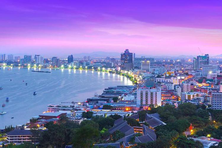 Tour Hà Nội - Bangkok - Pattaya - Thái Lan 5 Ngày 4 Đêm, Khởi Hành Hàng Tuần 1