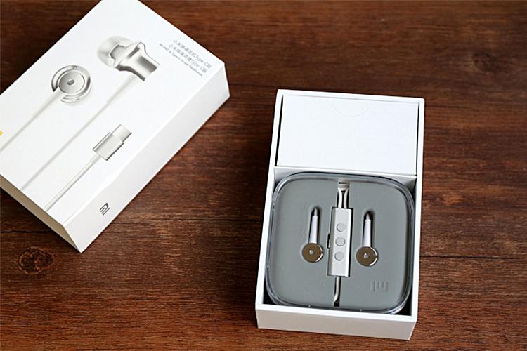 Tai Nghe Nhét Tai Xiaomi Mi ANC & Type-C In-Ear Earphones (White) - Hàng Chính Hãng
