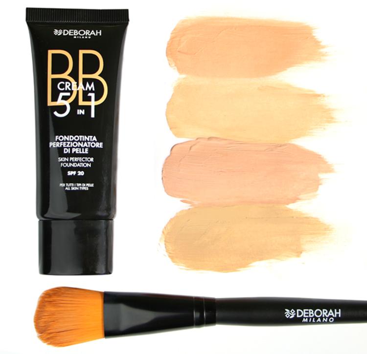Kem Nền Deborah Bb Cream 5in1 01 2