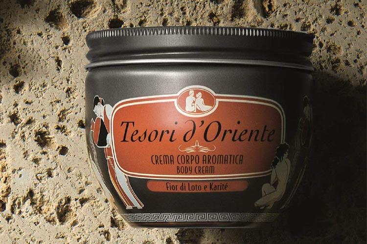 Sữa Dưỡng Thể Tesori D`oriente Lotus Flower And Acacia'S Milk