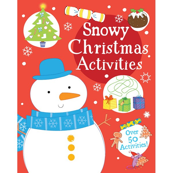 Snowy Christmas Activities