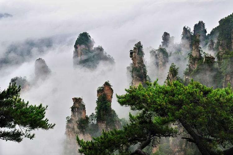 Tour Hà Nội - Trương Gia Giới - Phù Dung Trấn - Phượng Hoàng Cổ Trấn 6 Ngày 5 Đêm, Khách Sạn 4 Sao 1