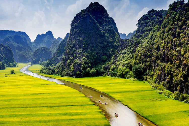 Tour Ninh Bình 1 Ngày: Bái Đính - Tràng An - Làng Kong Bí Ẩn | Tiki.vn