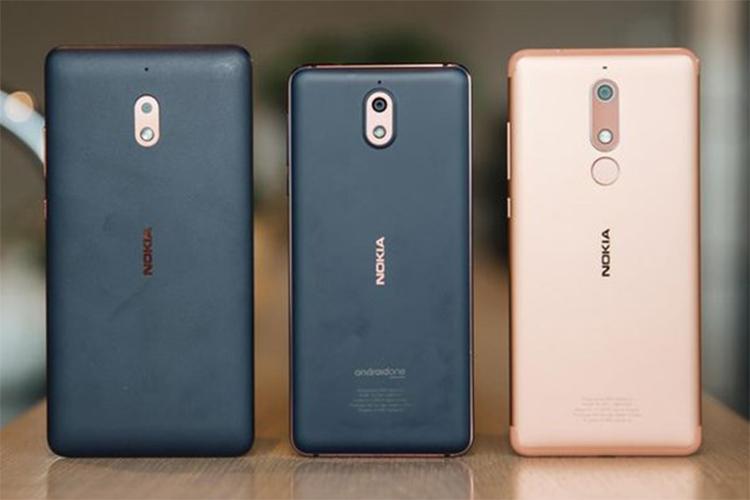 Điện Thoại Nokia 3.1