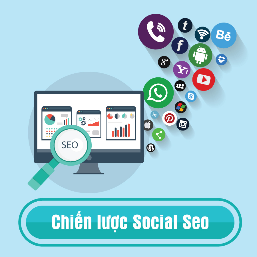 Chiến Lược Social Seo KYNA MKT50