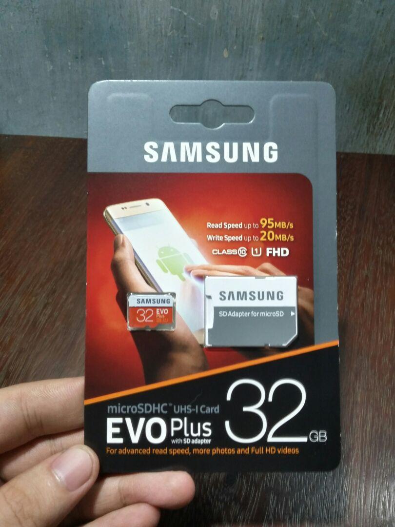 Th Nh Microsd Samsung Evo Plus 64gb Class 10 Archive Memory Card 32gb Micro Sd 256gb