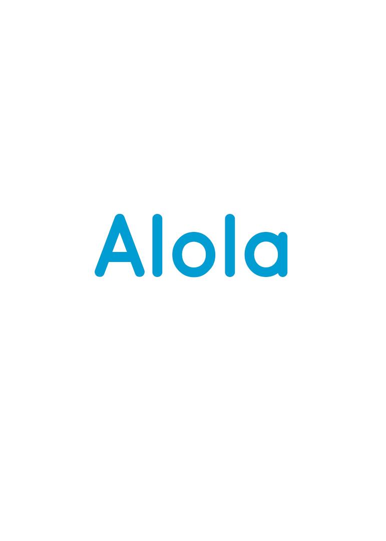 Alola