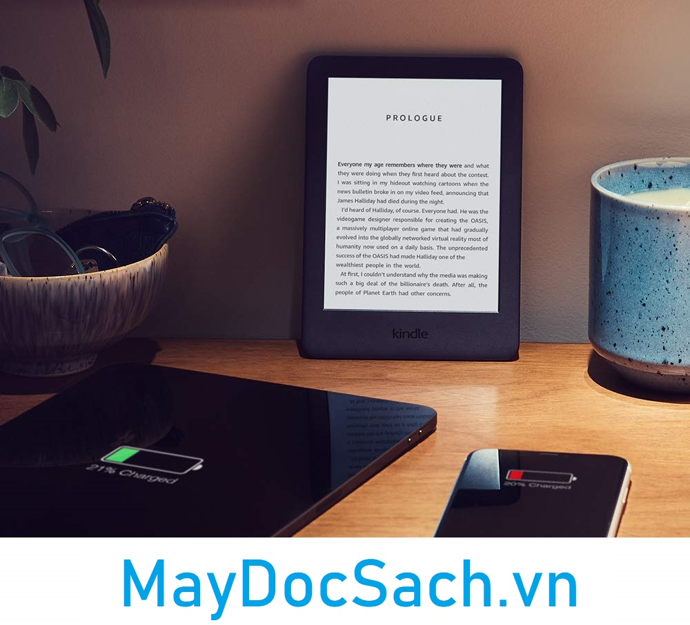 Máy Đọc Sách