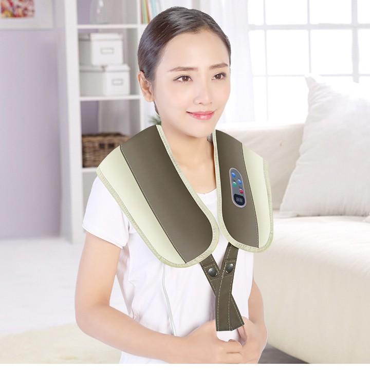 Máy massage toàn thân QQQ ( Màu ngẫu nhiên ) 6