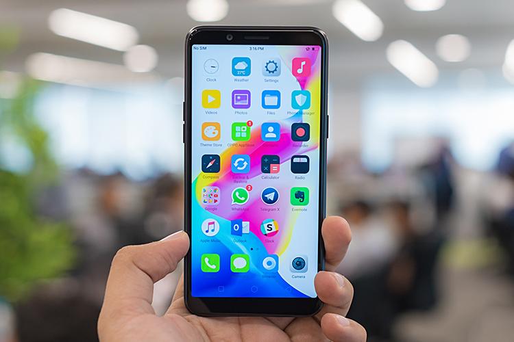Điện Thoại OPPO A83 2018 (32GB/3GB) - Hàng Chính Hãng