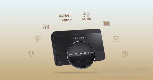 Thiết bị phát wifi bằng sim 4G Tp Link M7350 – wifi không dây 4G