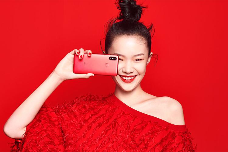 Bộ Điện Thoại Xiaomi Mi 6X (64GB/4GB) + Miếng Dán Cường Lực + Ốp Lưng + Tai nghe Bluetooth Siêu Nhỏ - Hàng Nhập Khẩu