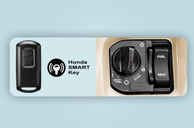 Xe Máy Honda LEAD 2018 Phiên Bản Cao Cấp - Trắng Nâu - Tặng Nón Bảo Hiểm, Bảo Hiểm Xe Máy, Thảm Xe Máy