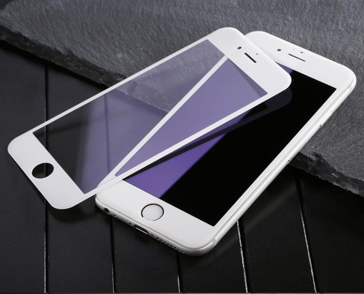 Kính Cường Lực Iphone6S/6 Baseus - Trắng
