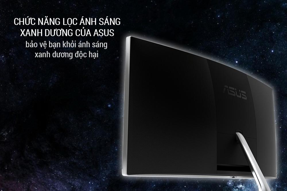 Màn Hình Cong Asus Designo MX34VQ 34inch 4K 4ms 100Hz VA Speaker - Hàng Chính Hãng