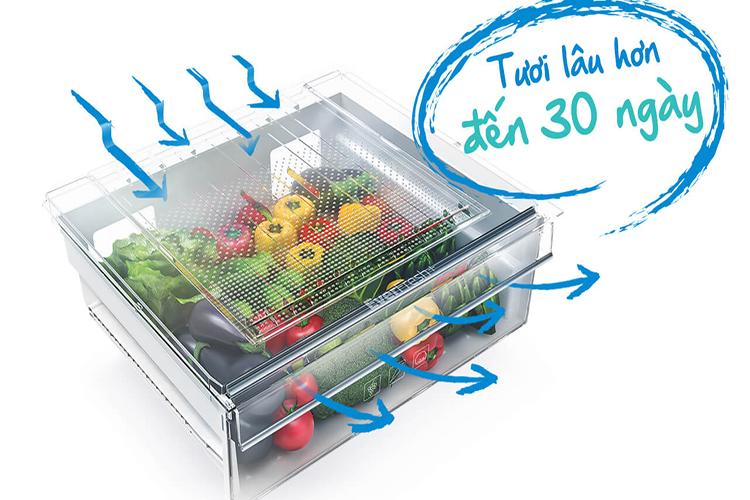Tủ Lạnh Inverter Beko RCNT375I50VZX (356L)