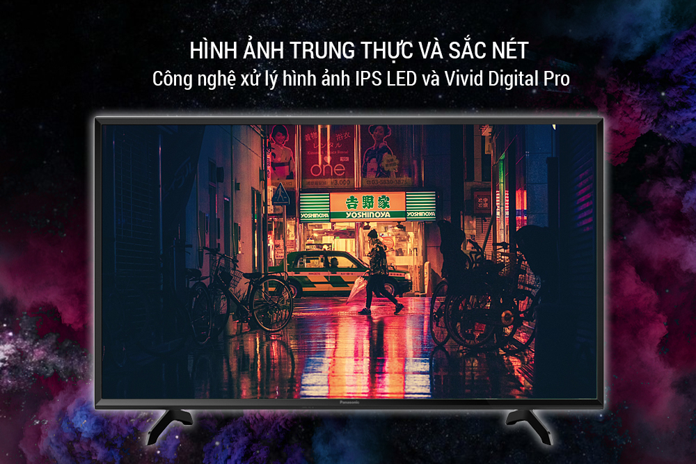 Tivi LED Panasonic 40 inch TH-40E400V
