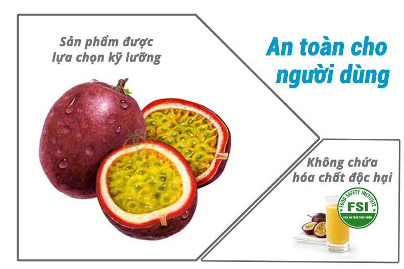 Nước Ép Chanh Dây Le Fruit (1L)