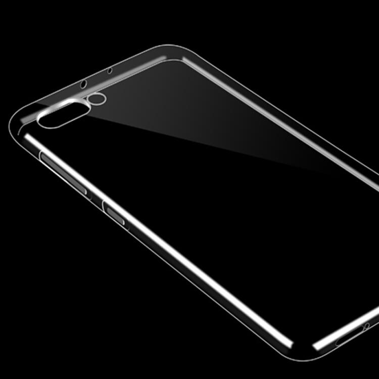 Ốp Lưng Silicon Bảo Vệ Điện Thoại Dành Cho Huawei Glory V10 Yueke - Trong Suốt