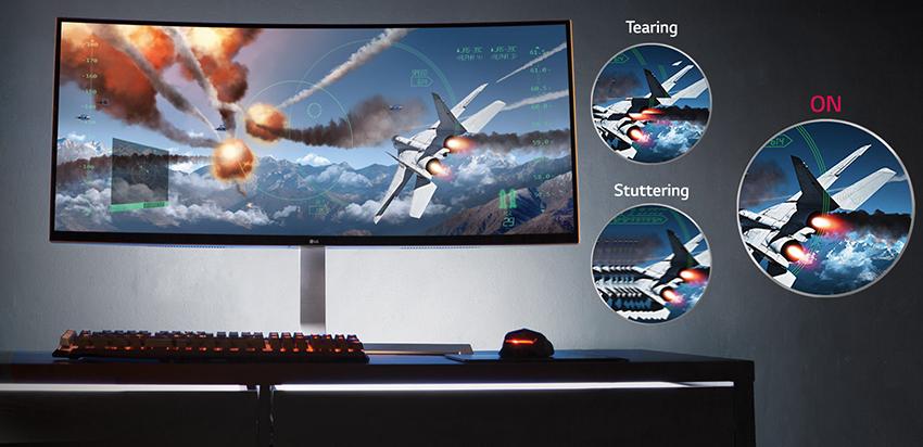 Màn Hình Cong LG 34UC99-W UltraWide 34inch 3840 x 1600 QHD 5ms 75Hz IPS