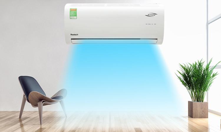 Máy Lạnh Inverter Reetech 2.5HP RTV24-BFA