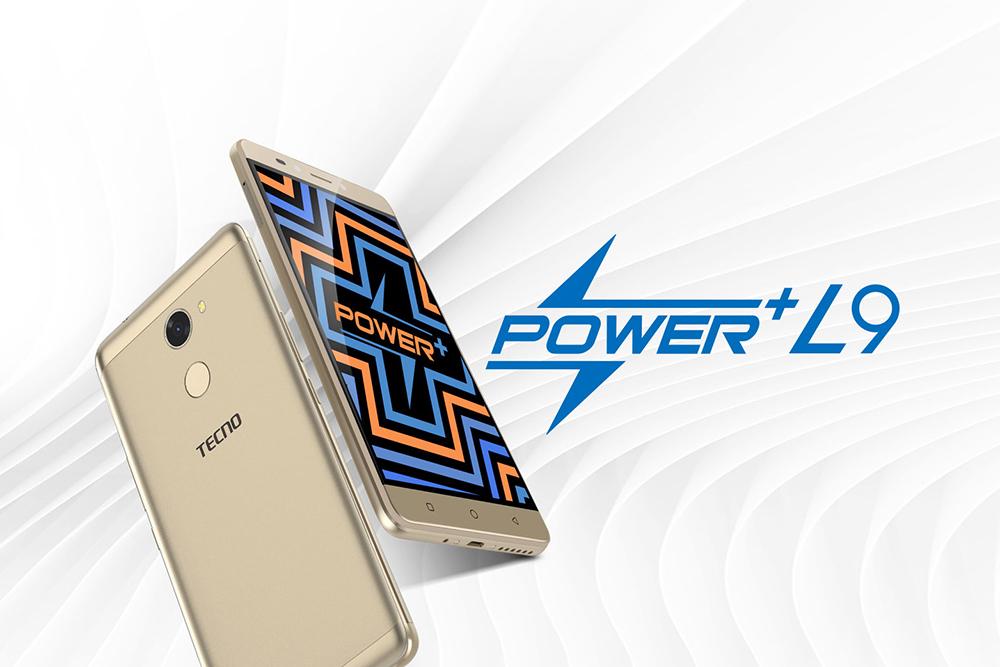 Điện Thoại Tecno L9 16GB/1GB - Hàng Chính Hãng