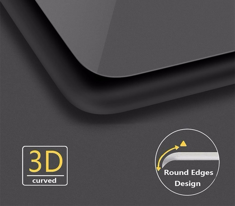 Miếng Dán Cường Lực Glass 3D 9H Full Màn Hình Cho Apple Watch 38mm