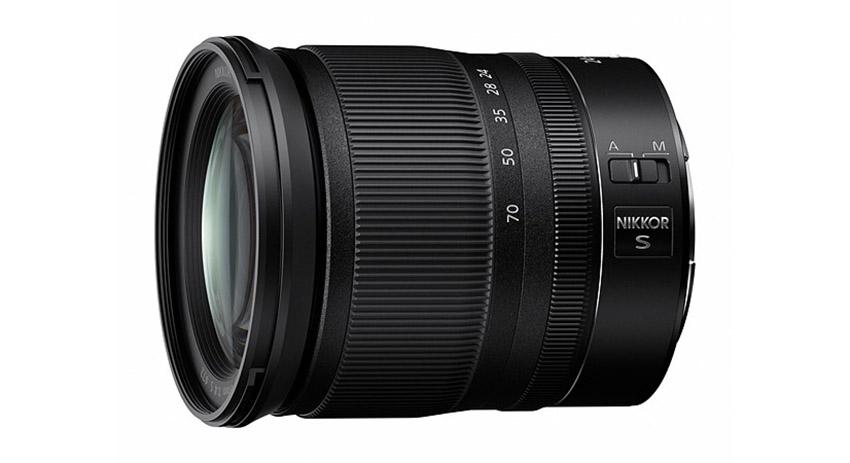 Máy Ảnh Nikon Z6 + Kit Nikkor Z 24-70mm f/4 S - Hàng Chính Hãng