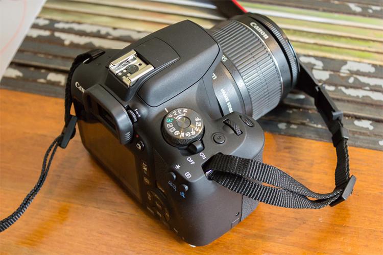 Máy Ảnh Canon EOS 1500D + Lens EF-S 18 - 55mm III (Lê Bảo Minh)