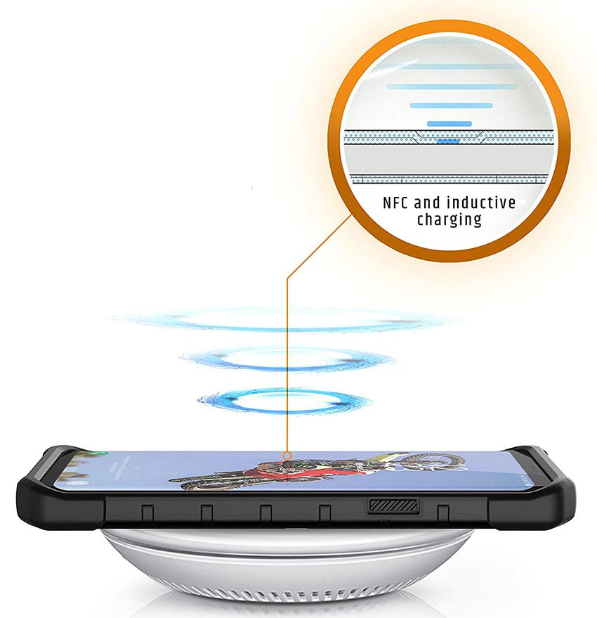 Ốp Lưng Samsung Galaxy S9 Pathfinder UAG - Đen - Hàng Chính Hãng