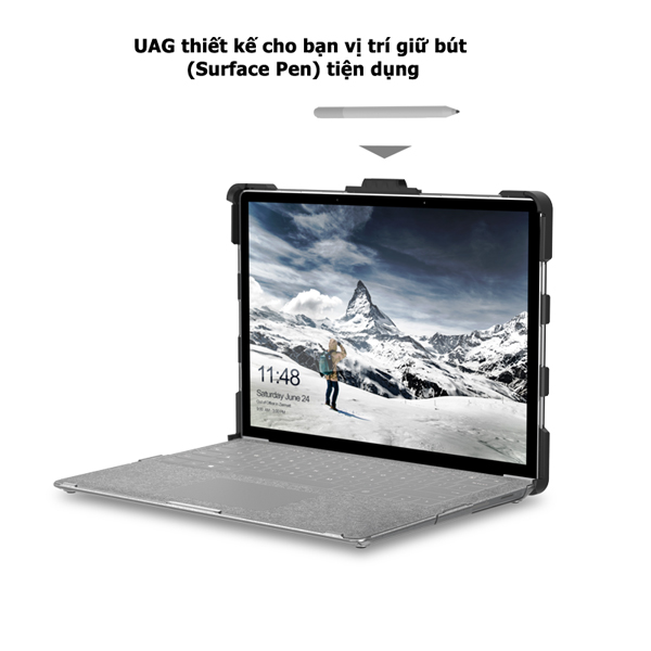 Vỏ ốp Microsoft Surface Laptop UAG Plasma Series
