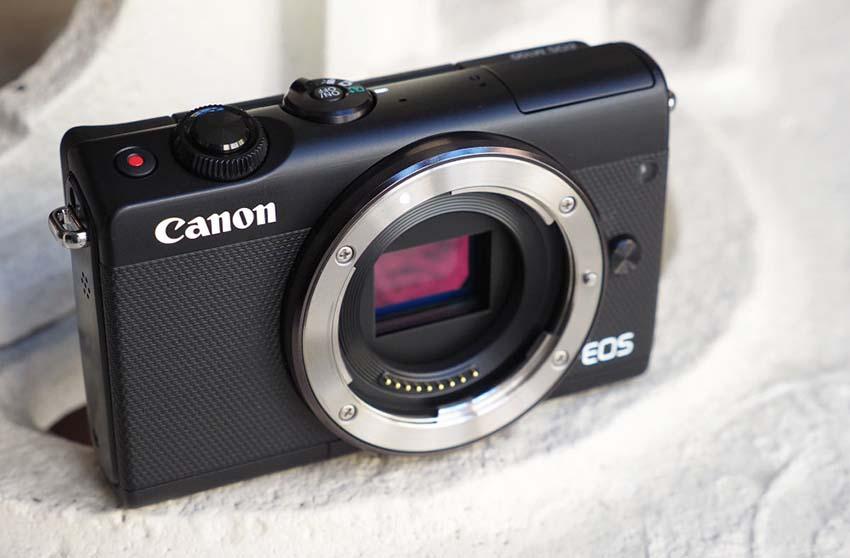Canon EOS M100 KIT 15-45mm (Lê Bảo Minh)