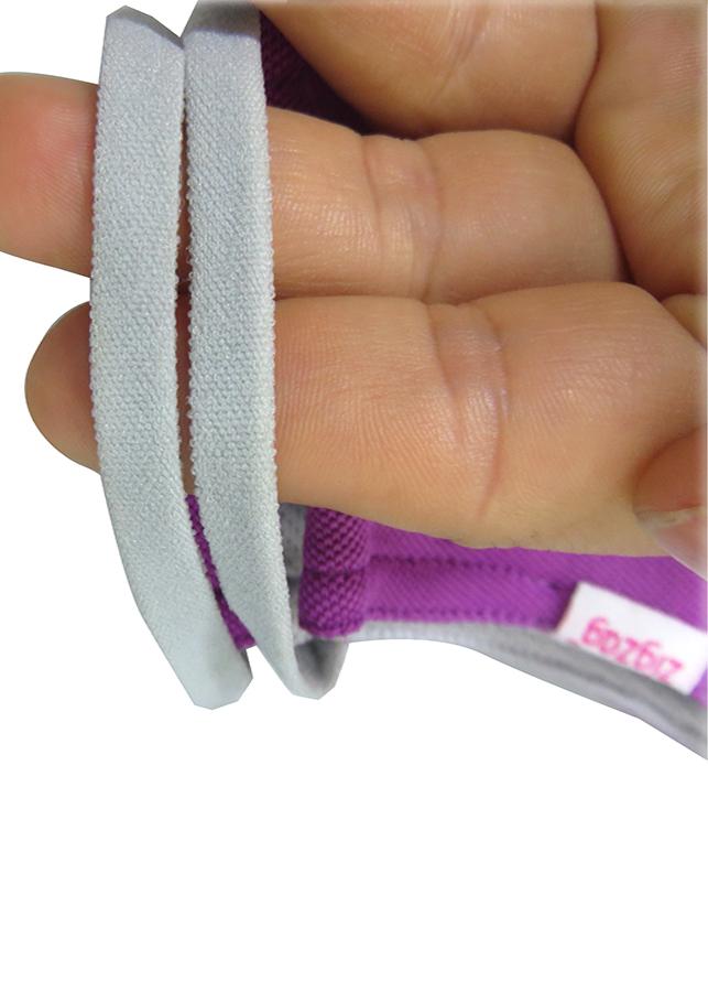 Zigzag - Khẩu trang chống nắng UPF50+ hồng đậm MAS00108