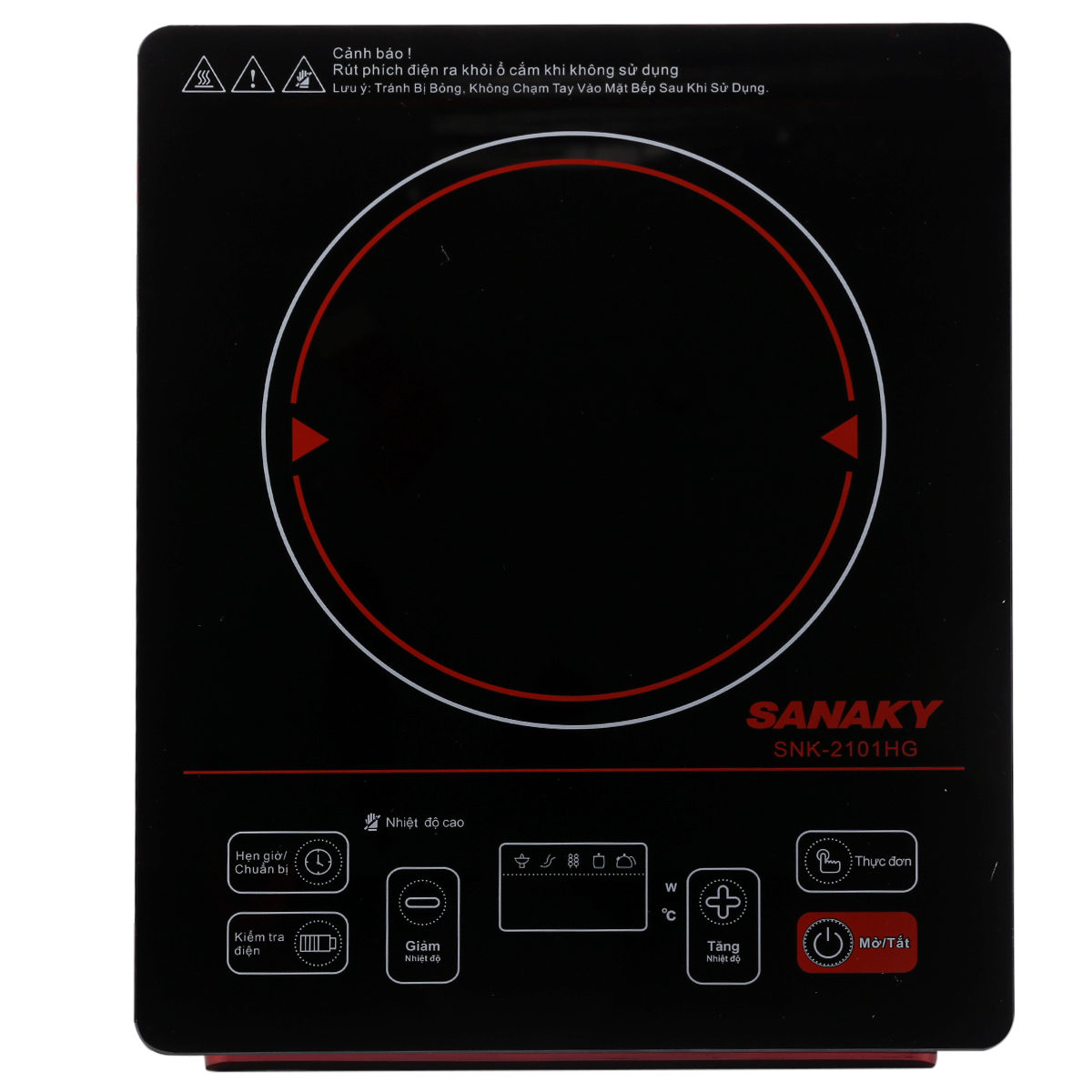 Bếp hồng ngoại Sanaky SNK-2101HG