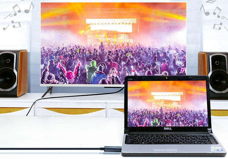 Cáp HDMI 2.0 Ugreen 15M 50215 - Hàng Chính Hãng
