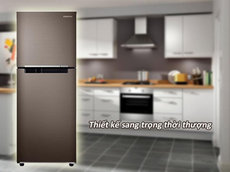 Tủ Lạnh Inverter Samsung RT20HAR8DDX/SV (203L)
