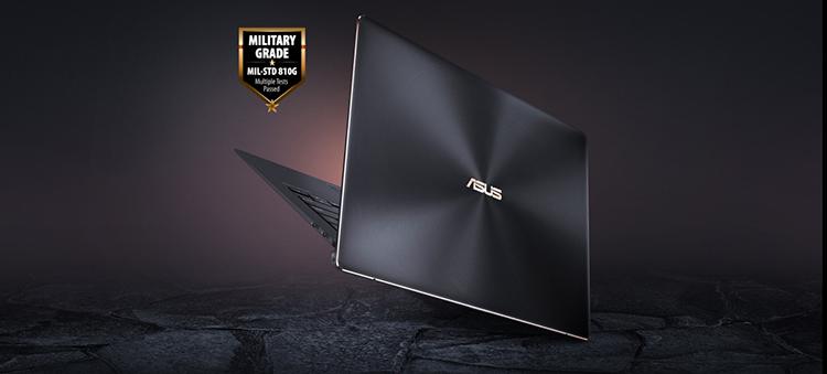 Laptop Asus Zenbook S UX391UA-EG030T Core i7-8550U/Win10 (13.3 inch) (Blue) - Hàng Chính Hãng