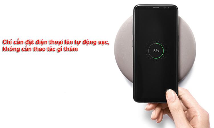 Đế Sạc Nhanh Không Dây Dành Cho Samsung Galaxy S8 - Hàng Nhập Khẩu