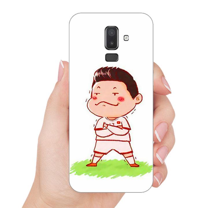 Ốp Lưng Dẻo Cho Điện thoại Samsung Galaxy J8 - Mẫu 7