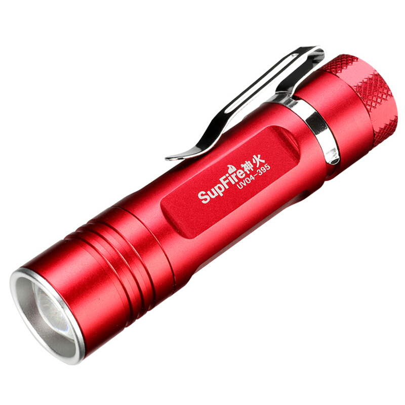 Đèn pin chiếu tia cực tím SupFire UV04