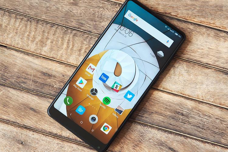 Điện Thoại Xiaomi Mi Mix 2s 64GB/6GB - Hàng Chính Hãng DGW - Black