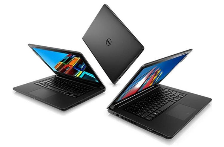 Laptop Dell Inspiron 3476 N3476B Core i5-8250U (Black) - Hàng Chính Hãng