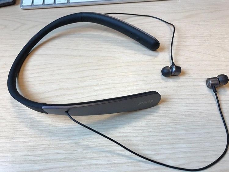 Tai Nghe Bluetooth Thể Thao Anker SoundBuds Life A3270 - Hàng Chính Hãng