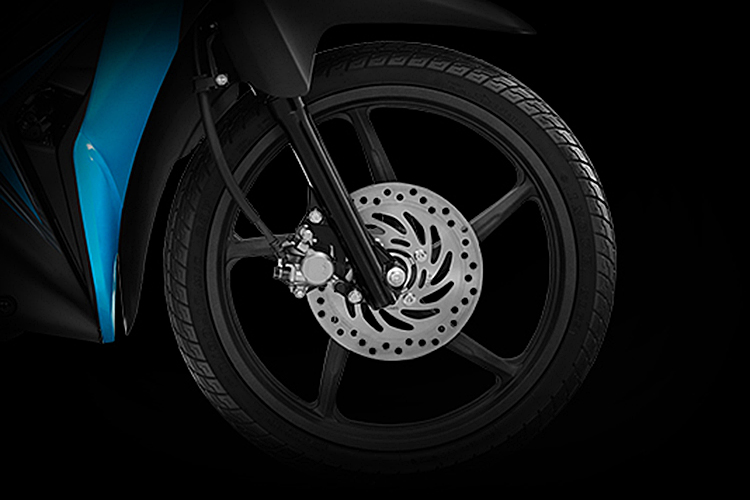 Xe Honda RSX FI - Phanh Đĩa, Vành Đúc - Đen Xanh - Tặng Nón Bảo Hiểm, Bảo Hiểm Xe Máy